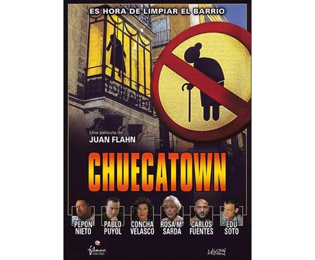 chuecatown-dvd