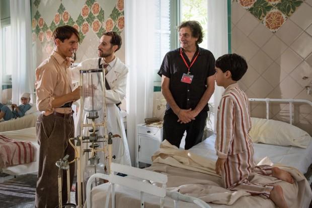 ICULT PELICULA   INCERTA GLORIA Hospital de Sant pau 21 de juny